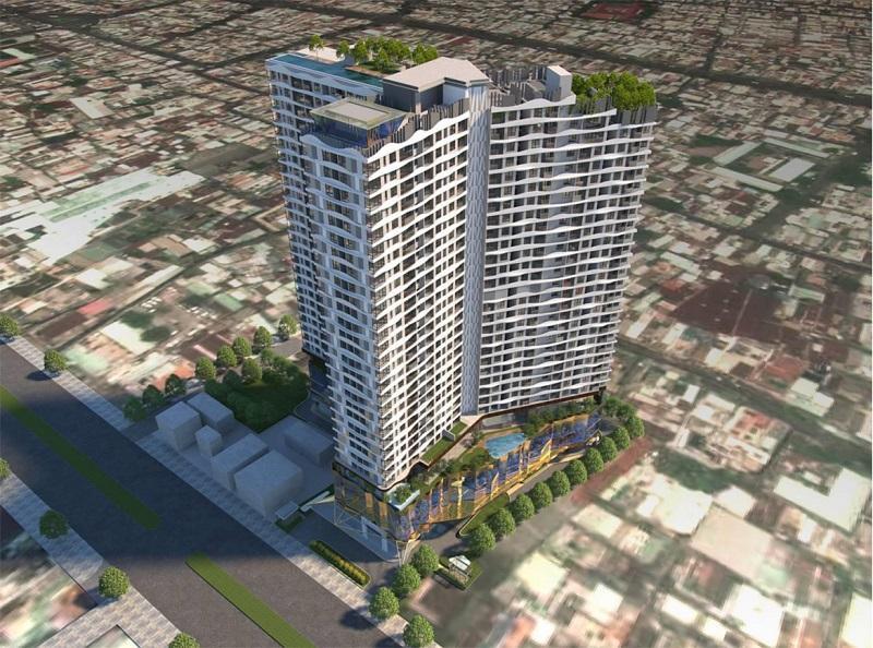 Dự án căn hộ D Homme Quận 6 cao cấp