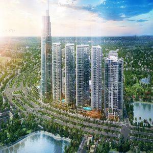 Giới thiệu các tiện ích nội ngoại khu của dự án Căn Hộ Eco Green Sài Gòn Quận 7