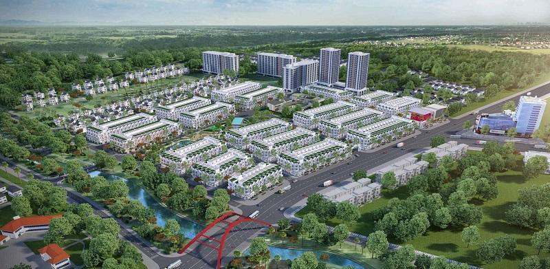 Khu dân cư Tiến Lộc Garden Đồng Nai đẳng cấp