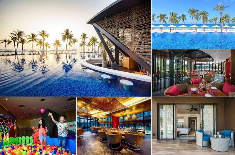 Khu resort Summer Land với đầy đủ các tiện ích khác nhau