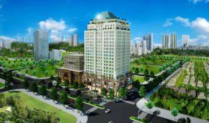 Officetel golden king - một trong những dự án có quy mô lớn tại TP. Hồ Chí Minh
