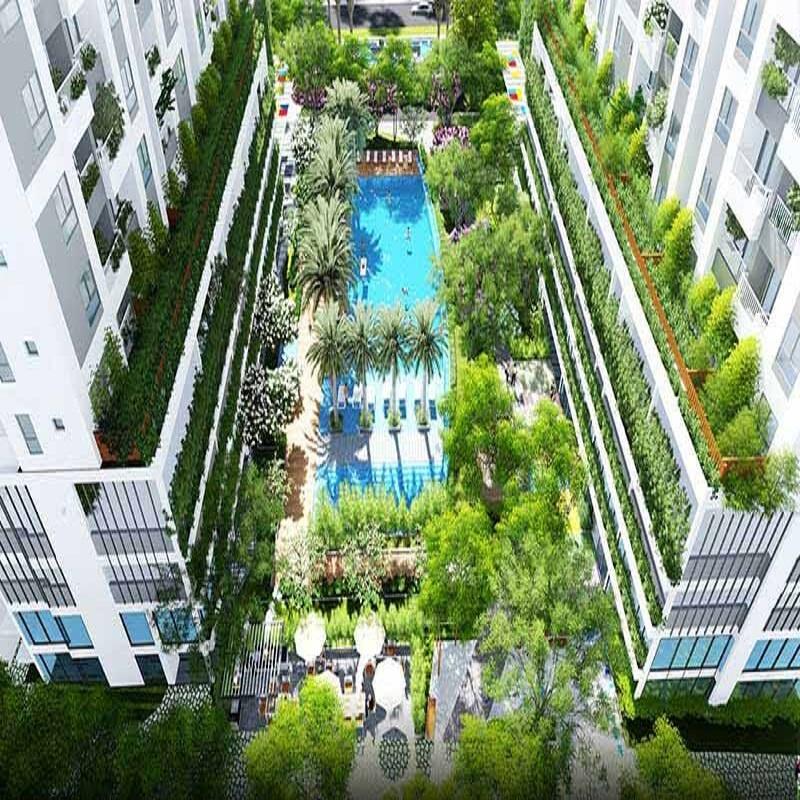 Tiện ích nội khu căn hộ Eco Green Sài Gòn có những gì?