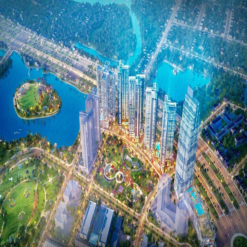 Tổng quan về dự án căn Hộ Eco Green Sài Gòn Q7